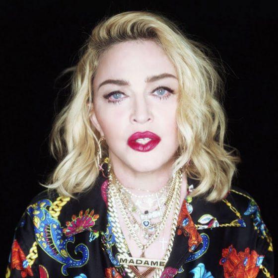 Madonna Louise Veronica Ciccone - PJ Magazine