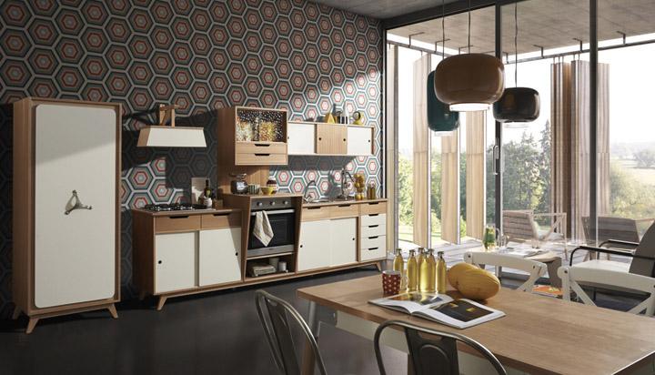 In cucina con stile: il vintage tra i fornelli - PJ magazine