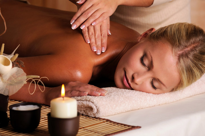 Massaggio Abano Ritz PJ magazine