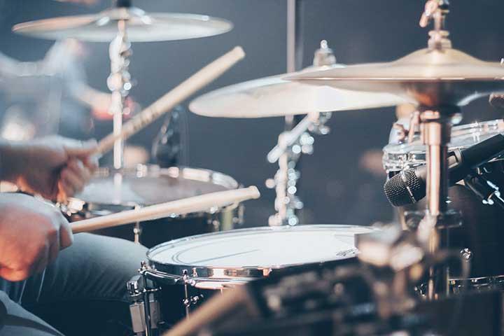 i batteristi sono più intelligenti - PJ Magazine