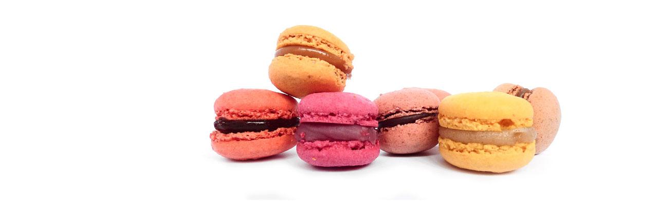 Zuccherosi e colorati: tutti pazzi per i macarons