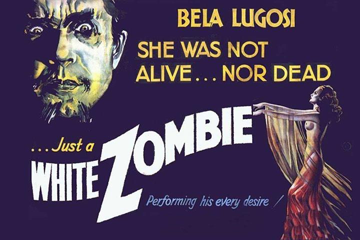 White Zombie Bela Lugosi PJ magazine