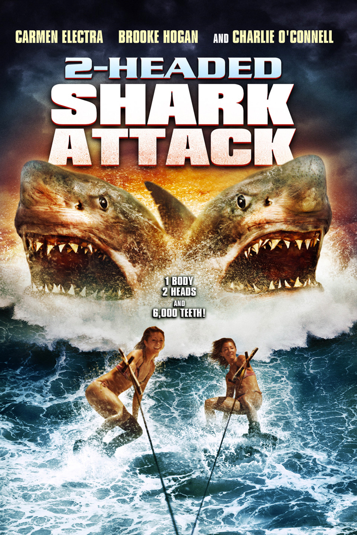 2 HEADED SHARK ATTACK - PJ magazine